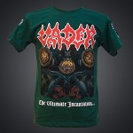 VADER - ULTIMATE INCANTATION TOUR EU T-shirt (green)