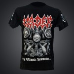 VADER - ULTIMATE INCANTATION TOUR PL T-shirt (black)