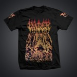 VADER- WAR CHAOS DEATH - t-shirt/men
