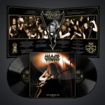 "VADER -""The Darkest Age-Live`93"" 2x12"" GATEFOLD REGULAR LP"