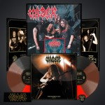 "VADER -""The Darkest Age-Live`93"" 2x12""GATEFOLD TRIPLE COLORS LP - Limited"