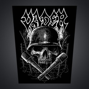 Back patch - This is the War
