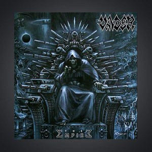 "VADER - ""The Empire"" /digipack"