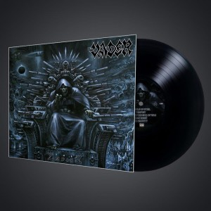 "VADER - The Empire - BLACK LP 12"" Gatefold"