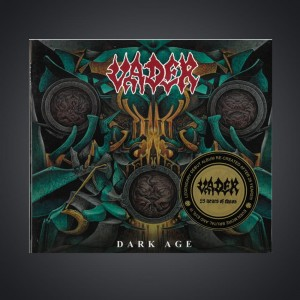 LIMITED! VADER - Dark Age  - CD Digipack