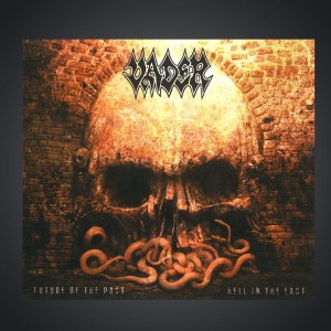 VADER - Future to the Past - Hell in the East /cd/digipack