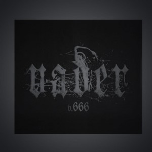 VADER ‎– v.666 - CD single/ digipack