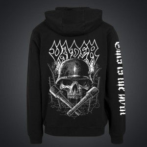 BLUZA Z KAPTUREM -This is the War/ hoodie/ Men