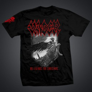 "TOUR! VADER-  ""No Legends for Christmas""- t-shirt/men"