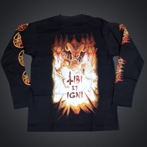 VADER - TIBI IT IGNI -long sleeve