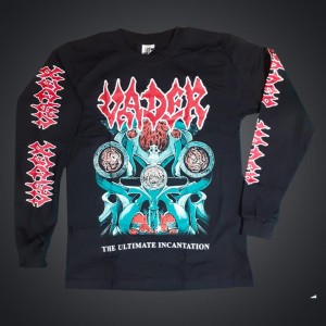 VADER - ULTIMATE INCANTATION - long sleeve