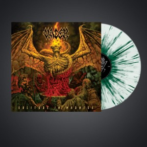 SOLITUDE IN MADNESS -LP SPLATTER vinyl
