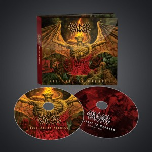PRE-ORDER! SOLITUDE IN MADNESS - 2xCD/digipack