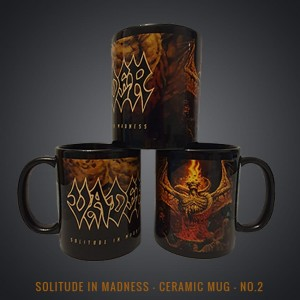 Mug VADER - SOLITUDE IN MADNESS vol. 2
