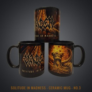 Mug VADER - SOLITUDE IN MADNESS vol. 3