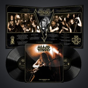 "VADER -""The Darkest Age-Live`93"" 2x12"" GATEFOLD REGULAR LP (PRE-ORDER)"