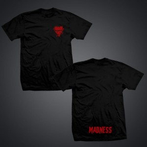 ASCETIC VADER LINE - Black t-shirt/Ascetic MADNESS/ męski