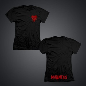 ASCETIC VADER LINE -t-shirt Ascetic MADNESS/ damski