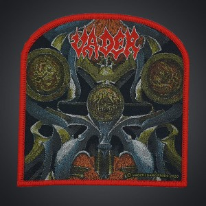 LTD! Patch ULTIMATE INCANTATION  (red)