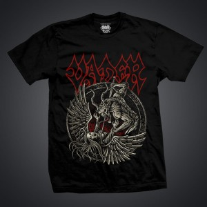 VADER - Wings of Death over Hong Kong, vol1 - t-shirt/ men