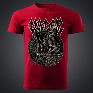 PRE-ORDER! VADER - Wings of Death over Hong Kong vol2- t-shirt/ men