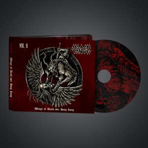 VADER - Wings of Death over Hong Kong – VOL 2 - CD/ digipack