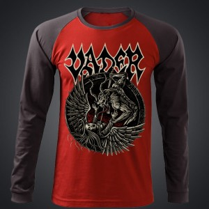 VADER - Wings of Death over Hong Kong vol2- Long Sleeve/ męski